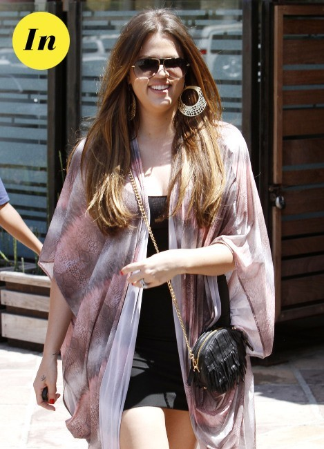 Khloe Kardashian ; une fille stylée !
