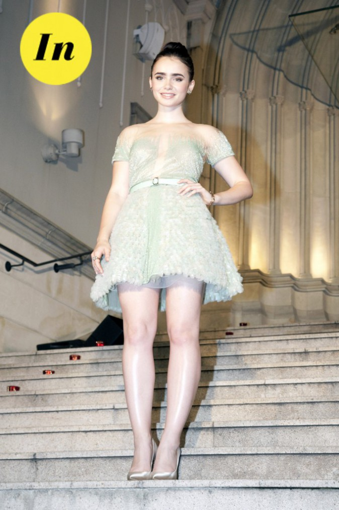 Looks de Lily Collins
