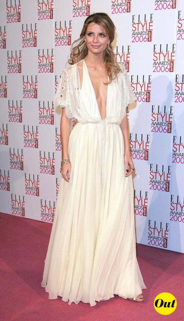 2006 : Mischa Barton lors des Elle Style Awards !