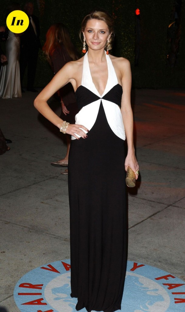 2006 : Mischa Barton lors des Vanity Fair Oscar Party !