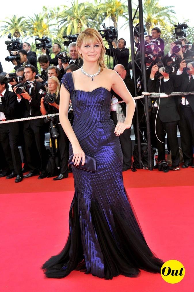 2008 : Mischa lors du 61ème Festival de Cannes !