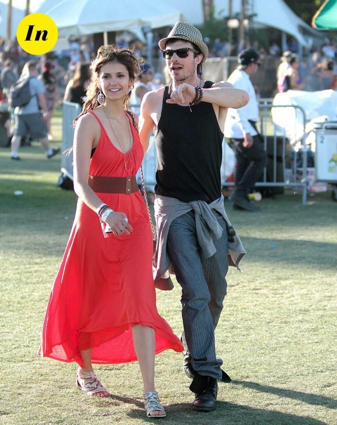 Nina Dobrev et Ian Somerhalder, en couple depuis février 2010 !