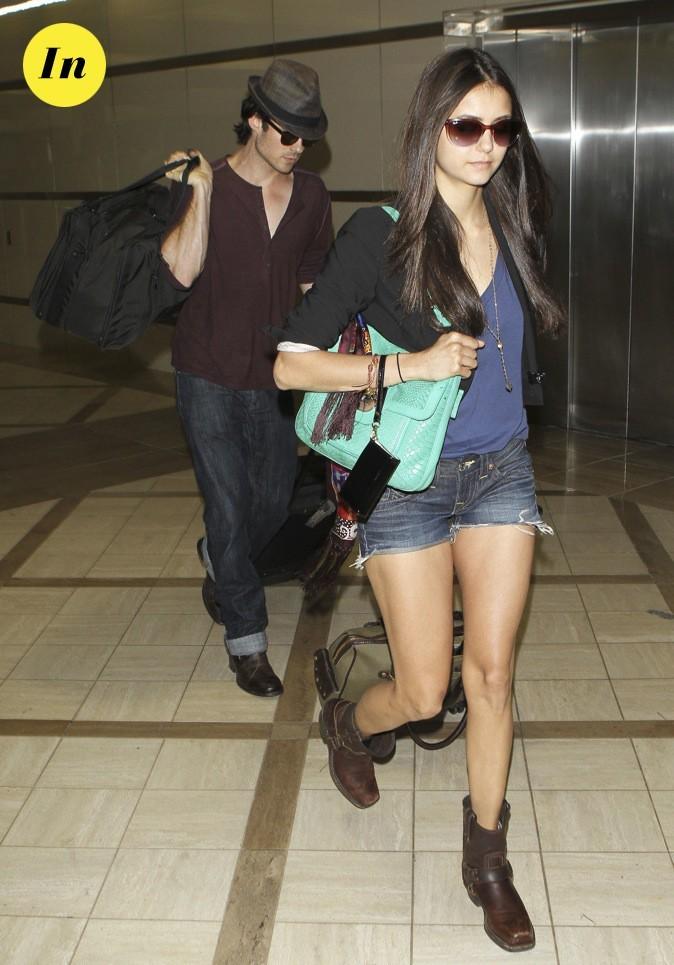 Nina et son petit ami Ian !