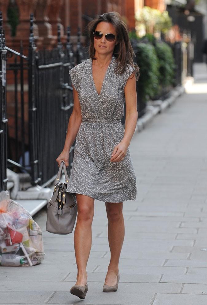 La robe chic de Pippa Middleton en mai 2011