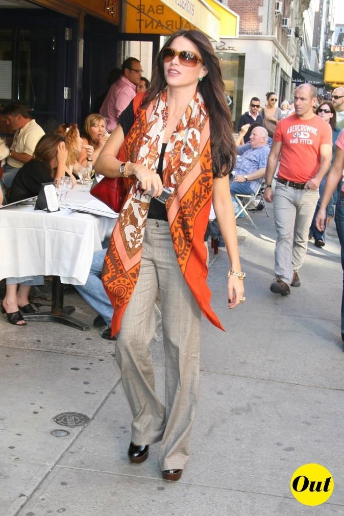 2007 : pas très fashion !