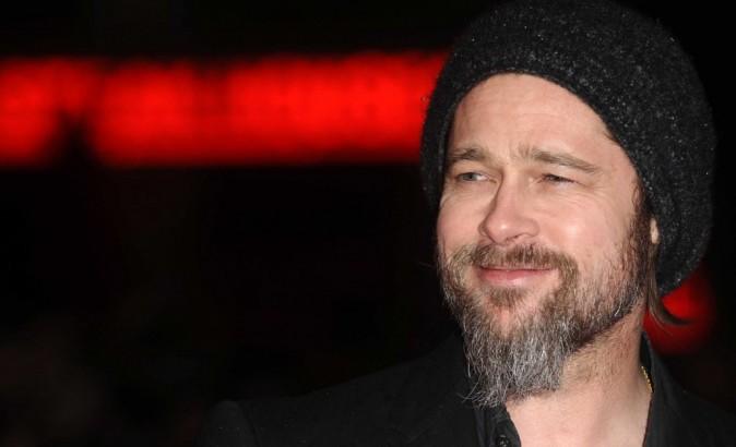 Brad Pitt le barbu