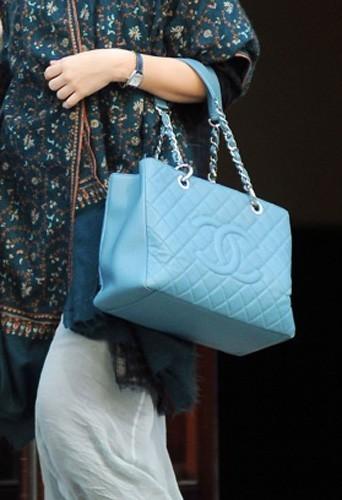 Le sac matelassé de Chanel