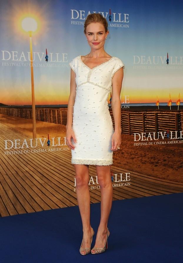 Kate Borsworth en Chanel