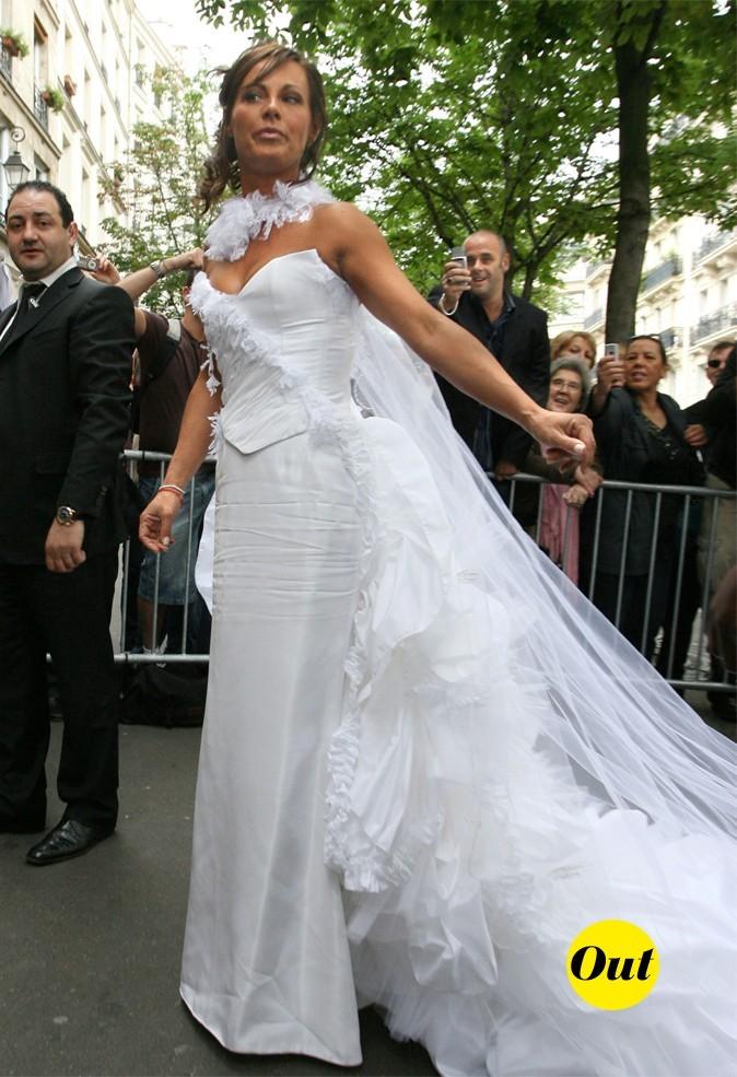 La robe de mariée de Nathalie Marquay