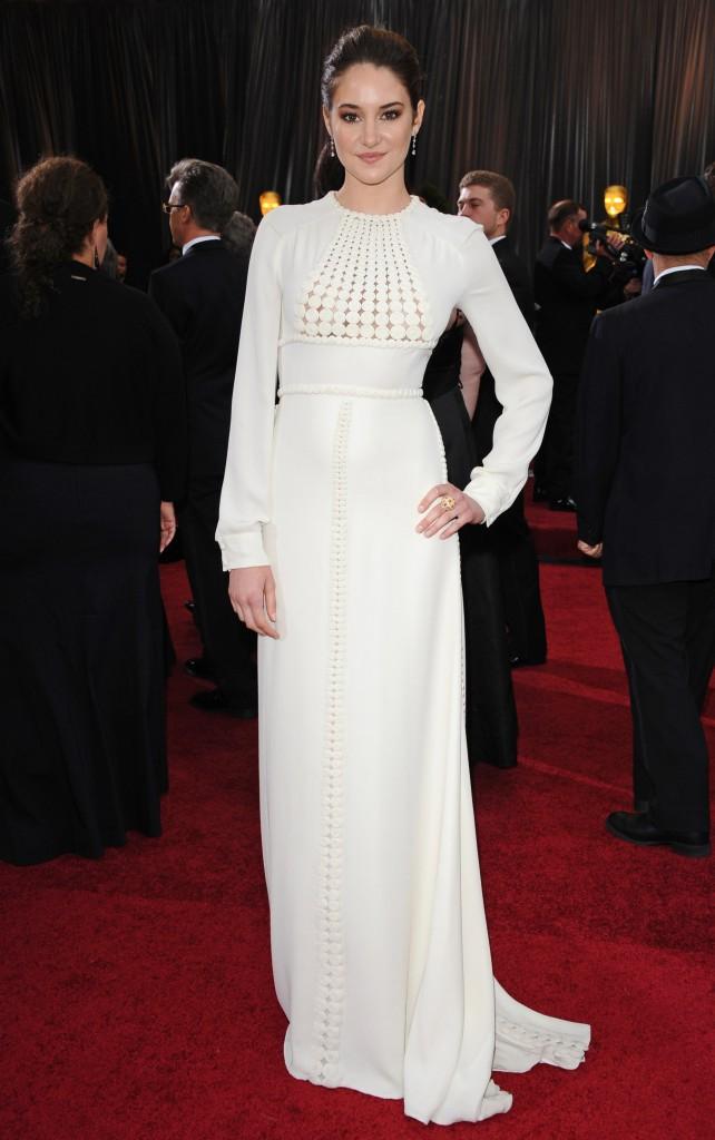 Shailene Woodley : la robe longue pour les grandes occasions !