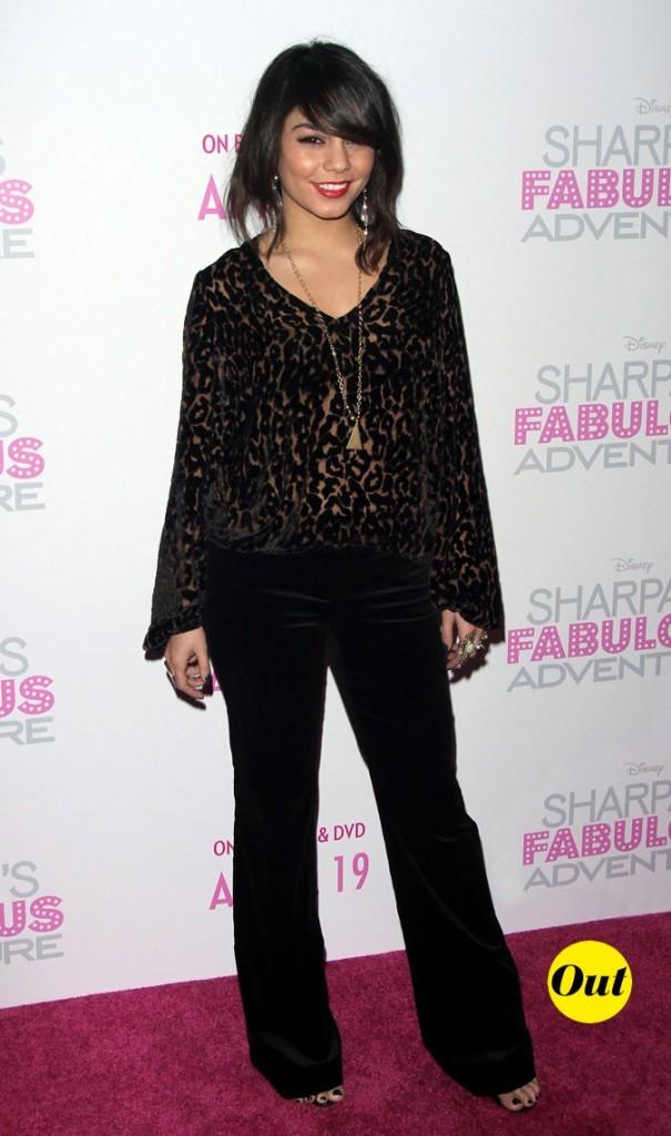 Le look hippie chic de Vanessa Hudgens en Avril 2011 !