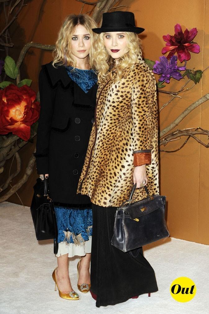 Le grand n'importe quoi des jumelles Olsen en Novembre 2009 !