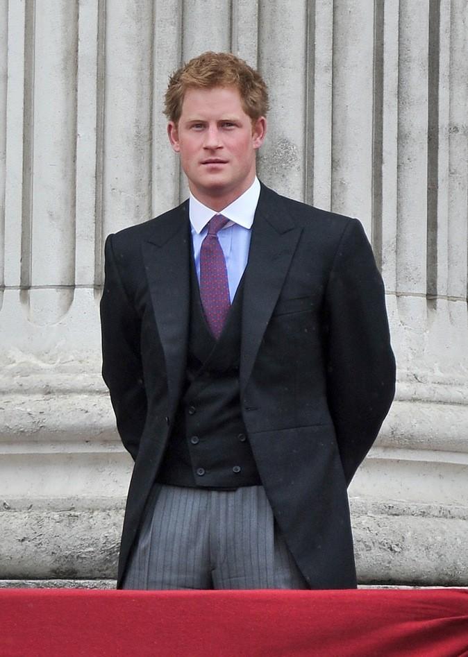 Le Prince Harry lors du jubilé de diamant de la Reine !