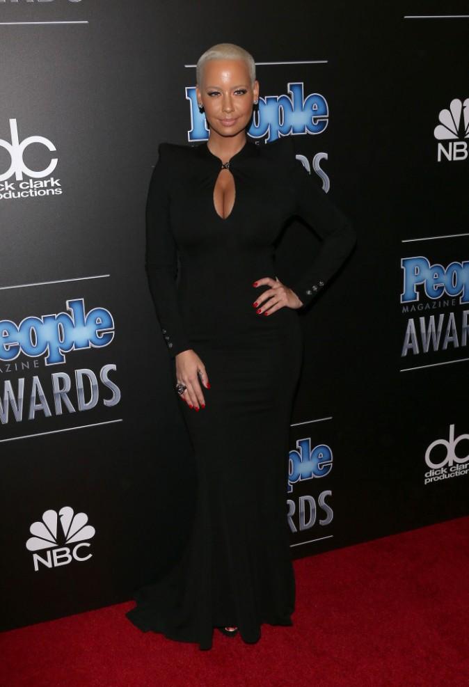"""Photos : Amber Rose : Découvrez le CV Fashion d'une """"bad bitch"""" !"""