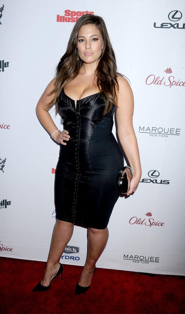 Photos : Ashley Graham : Découvrez le CV fashion du mannequin taille 42 qui affole le monde entier !