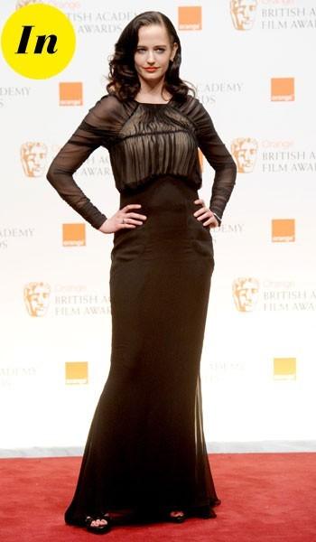 Photos : BAFTA Awards 2011 : la robe longue Tom Ford d'Eva Green