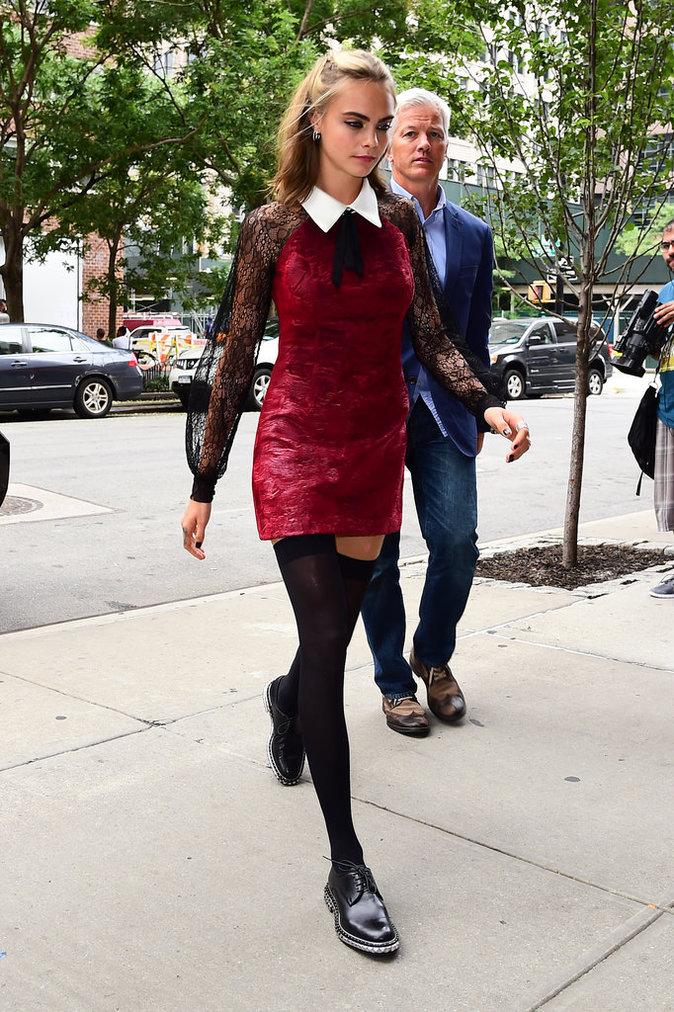 Photos : Cara Delevingne : mannequin, actrice, sourcils icôniques... Découvrez son CV Fashion !