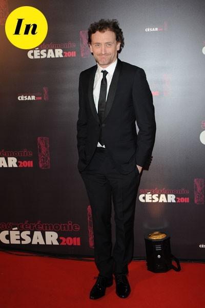 César 2011 : le costume de Jean-Paul Rouve