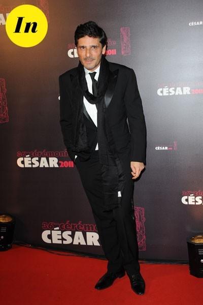 César 2011 : le costume de Pascal Elbé