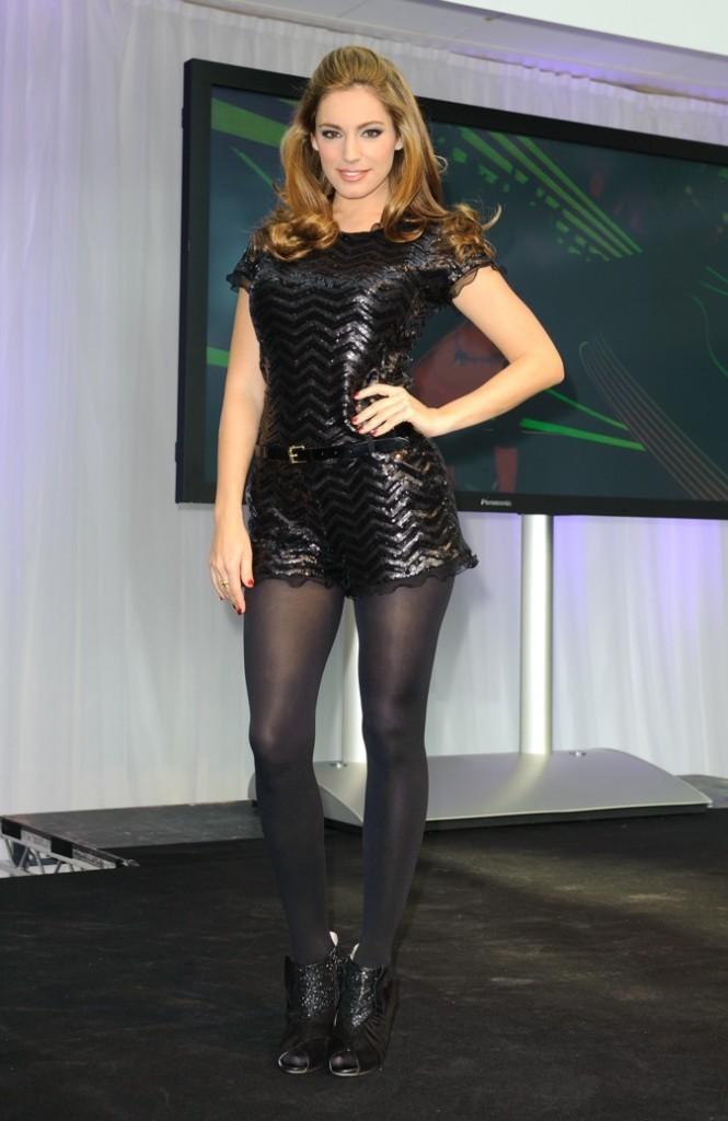 Novembre 2011 : en mode combi sexy !