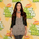2009 : Megan Fox lors des Kid's Choice Awards en 2009 !