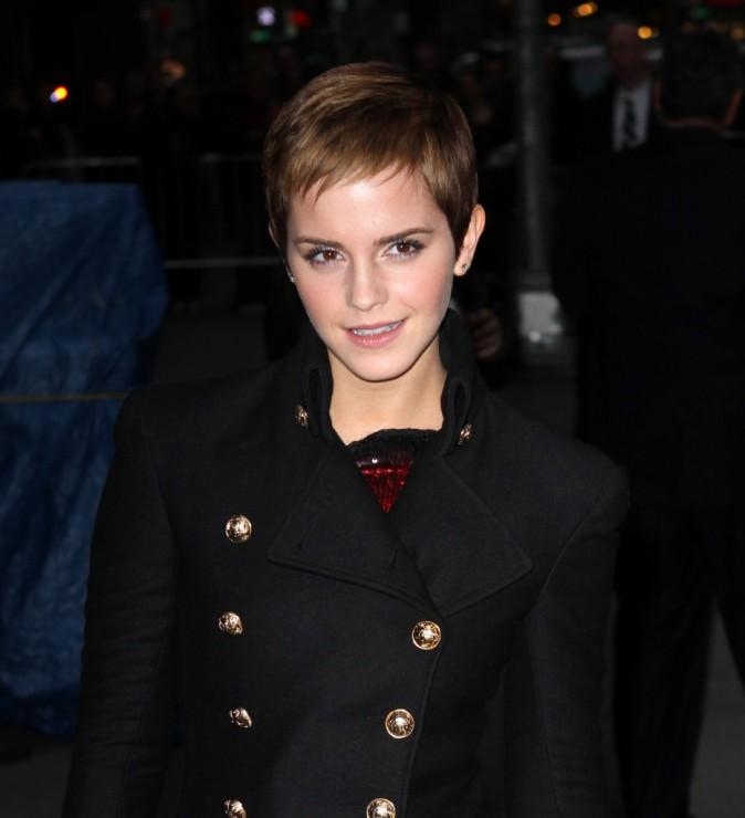 Emma Watson : retour en images sur son CV capillaire !