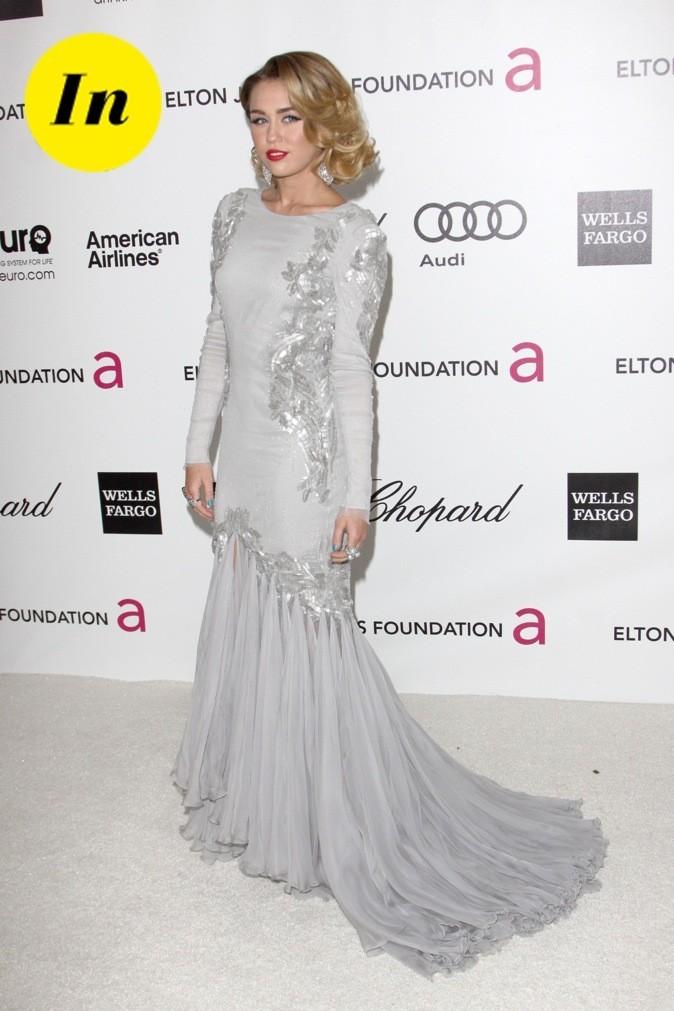 In : Des airs de Marilyn, elle scintille !