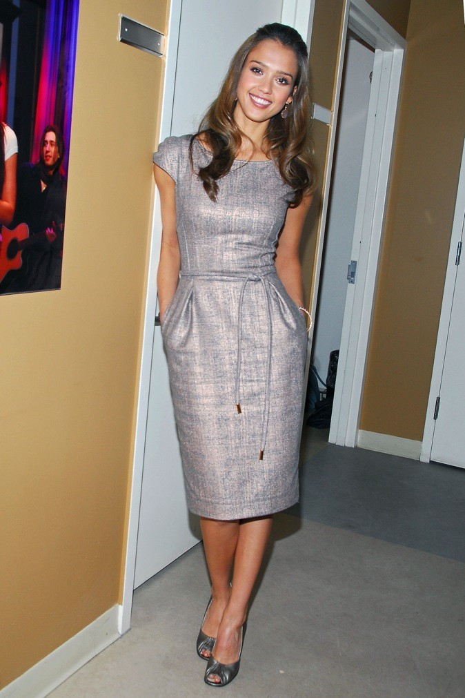 Jessica Alba à New York en 2007 !