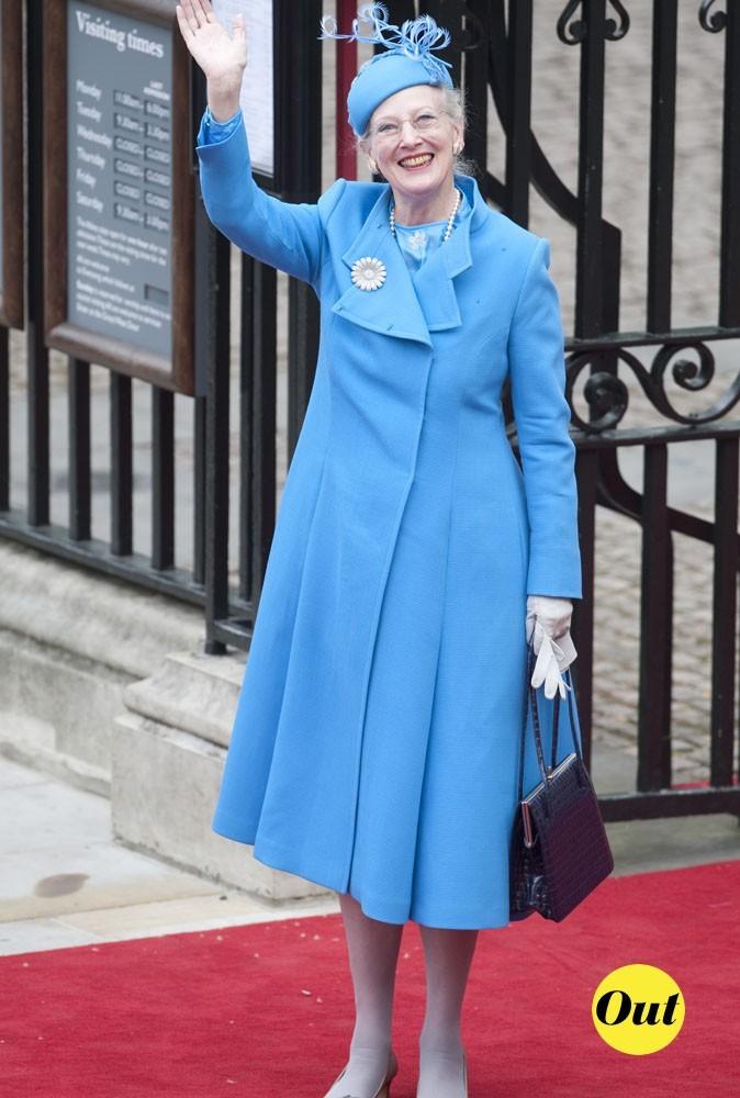 Reine Marguerite du Danemark