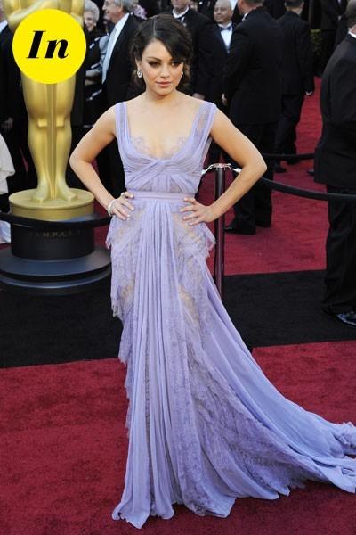 Oscars 2011 : la robe Elie Saab de Mila Kunis