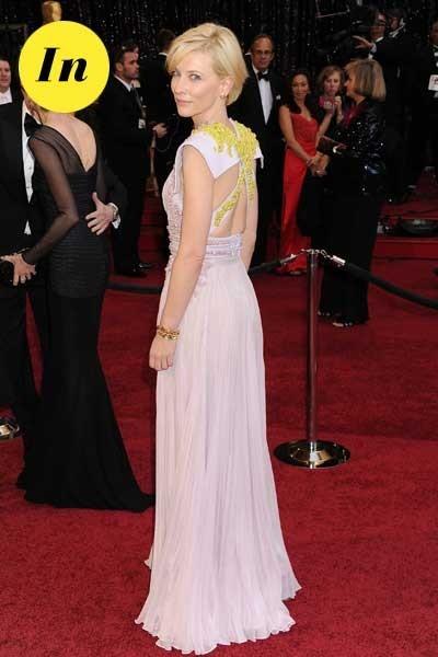 Oscars 2011 : la robe Givenchy de Cate Blanchett