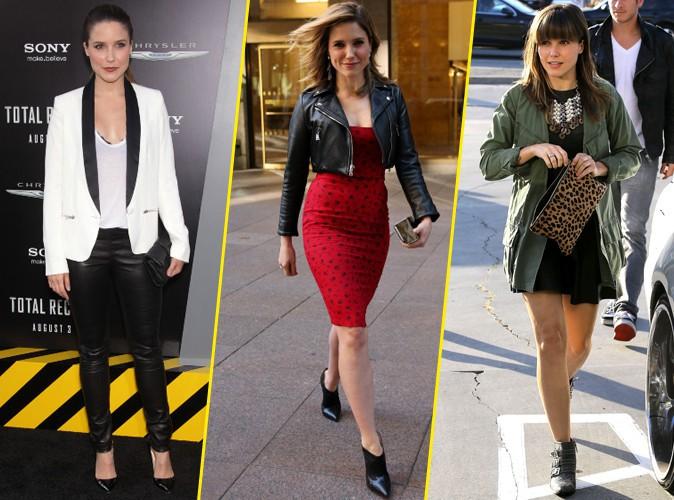 Sophia Bush : classe en toutes circonstances... Découvrez son CV Fashion !