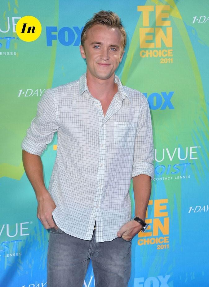 Le look de Tom Felton aux Teen Choice Awards 2011 !
