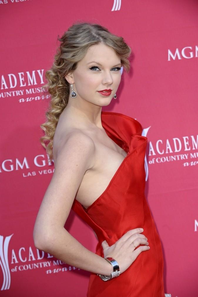 Taylor Swift : véritable femme fatale !