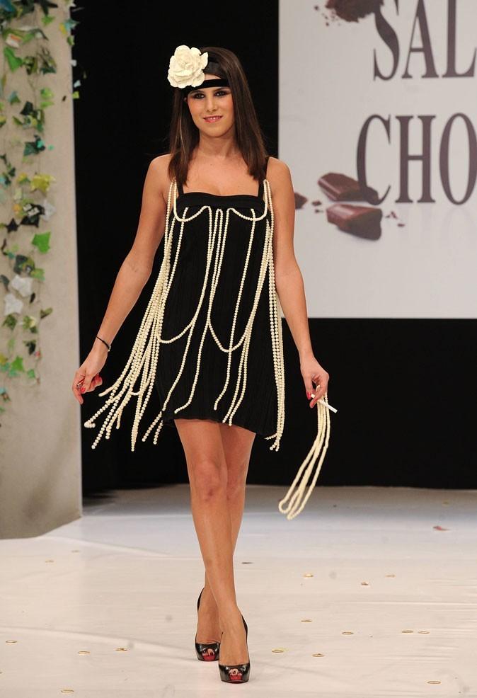 Salon du chocolat 2010 : Karine Ferri