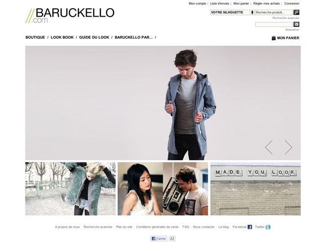 Barckello : l'e-shop preppy !