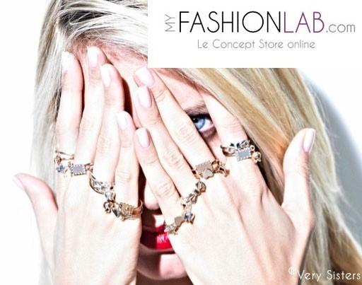 Bon plan : 10€ offerts dès 50€ d'achat sur le site My-FashionLab !