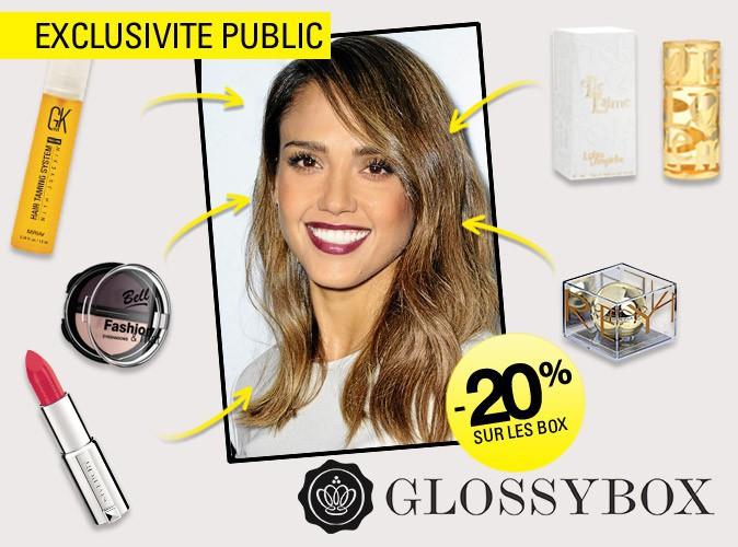 Bon plan 20 de r duction exclusive pour une glossybox - Bon de reduction delamaison ...