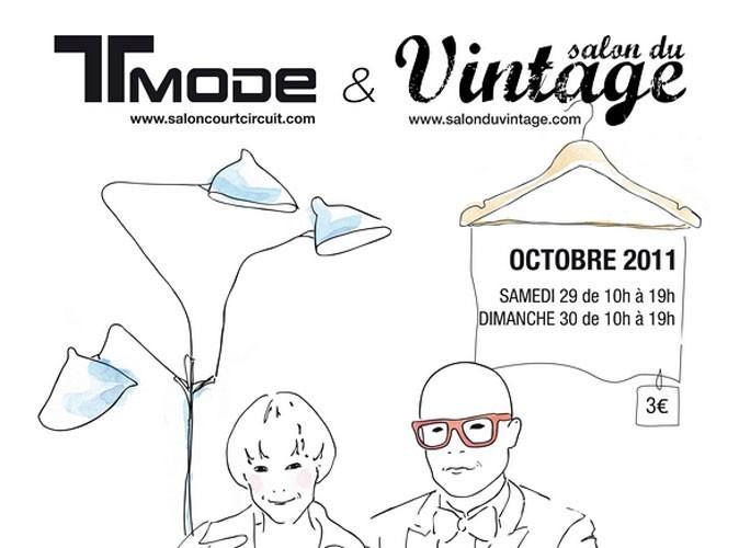 Bon plan mode : 8ème Edition du Salon du Vintage !