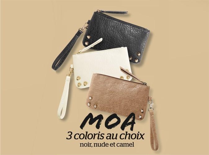 Bon plan mode : une pochette Moa avec le magazine Public !