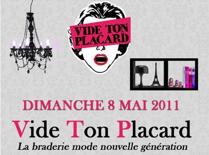 Bon plan mode : Vide ton placard dimanche 8 mai au Next Step à Paris !