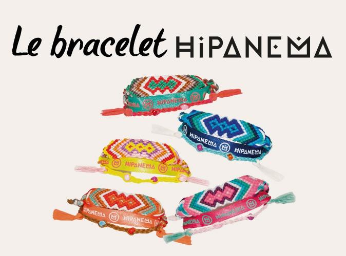 Bon plan : retrouvez un bracelet de la marque Hipanema dans votre magazine Public !