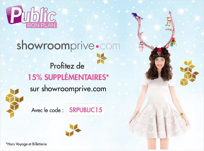 Coupons reduction showroomprive