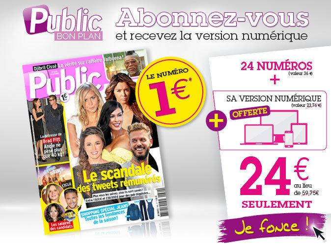 Bon Plan : votre magazine Public à petit prix !