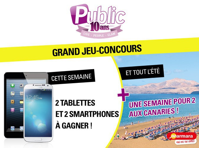 grand jeu concours gagnez 2 tablettes 2 smartphones et. Black Bedroom Furniture Sets. Home Design Ideas