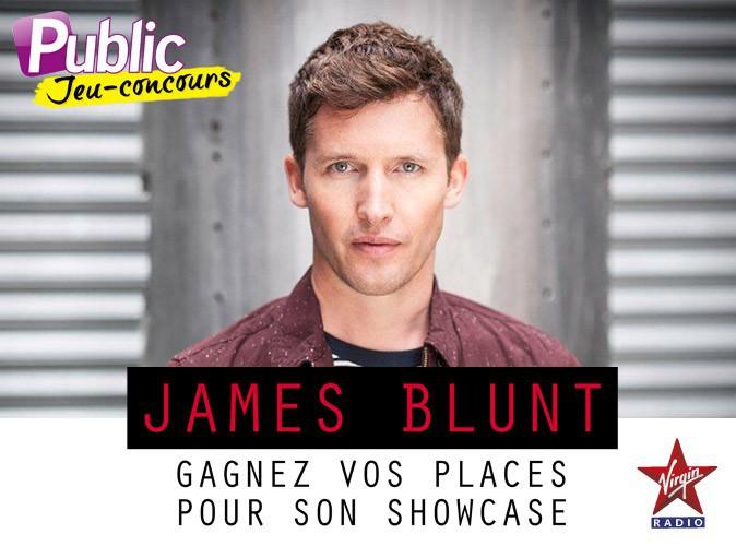 Grand jeu-concours : gagnez vos places pour assister au showcase exceptionnel de James Blunt à Paris !