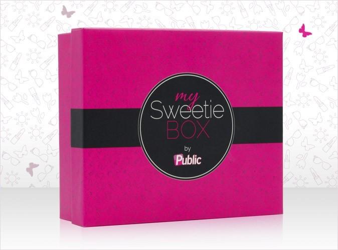 MySweetieBox by Public : découvrez la box spéciale printemps !