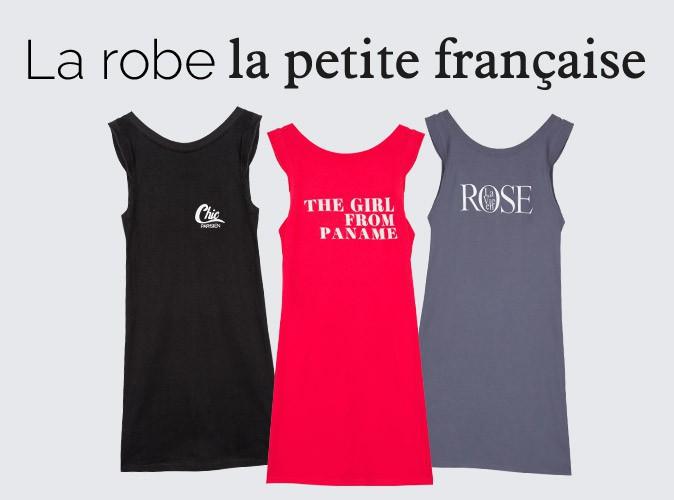 """Plus produit : à vous la Robe de """"La petite Française"""" !"""