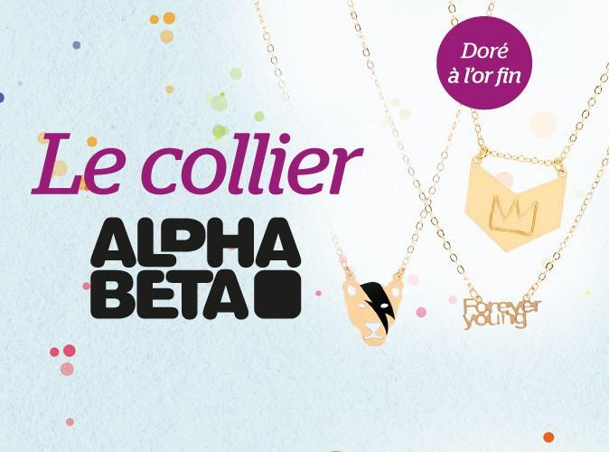 Plus produit : Alpha Beta vous sublime dans votre dernier numéro Public !