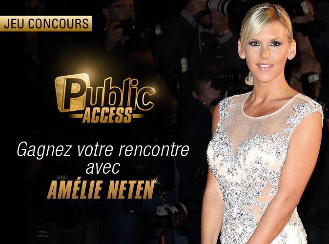 Public Access : gagnez une rencontre avec Amélie Neten !